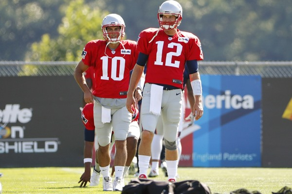 2016 New England Patriots Fantasy Football Preview