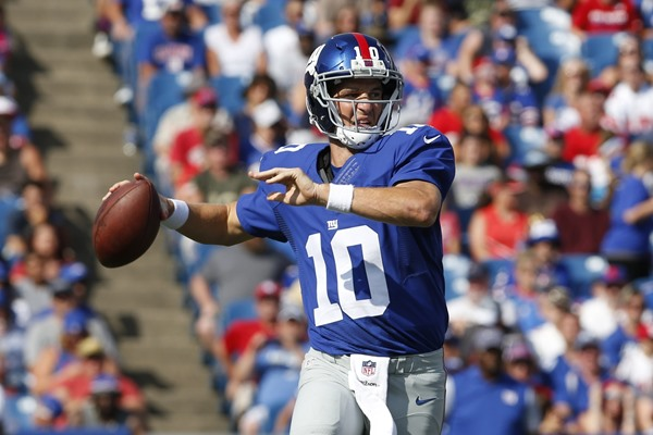 New York Giants 2016 Fantasy Football Preview
