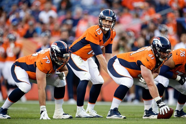 Broncos Could be Leaning Towards Trevor Siemian