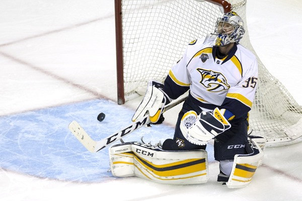 Why the Nashville Predators Are Stanley Cup Contenders