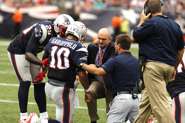 Injuries Play a Major Role During NFL's Week 2 Early Game Slate