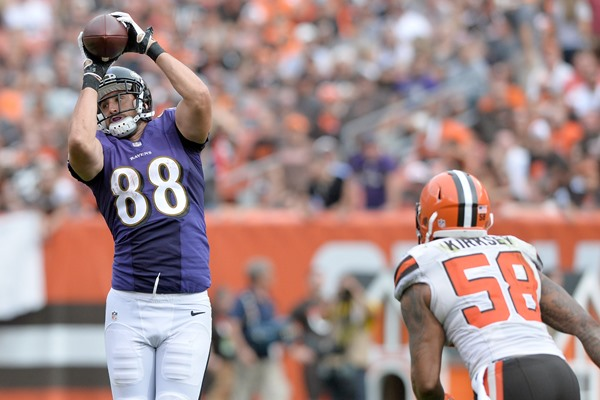 Week 3 NFL DraftKings Recommendations: Value at Tight End