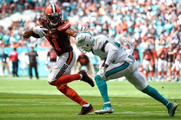 DraftKings Week 4 Recommendations: Value at Wide Receiver