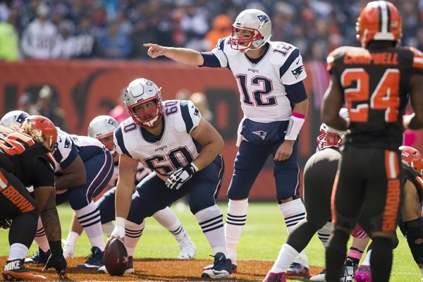 What Rust? Tom Brady Dominates in First Half Against the Browns