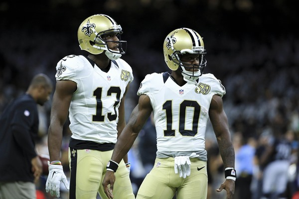 Fantasy Football Week 6: Ranking the Wide Receivers