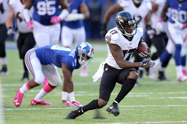 FanDuel Week 7 Recommendations: Value at Wide Receiver
