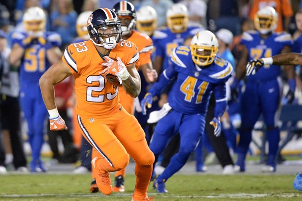 FanDuel Week 8 Recommendations: Value at Running Back