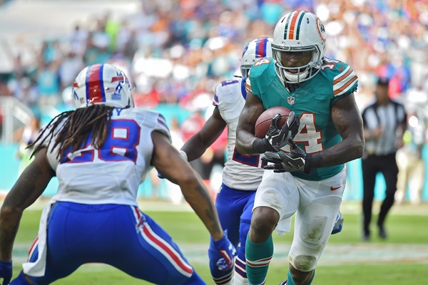 FanDuel Week 9 Recommendations: Value at Wide Receiver