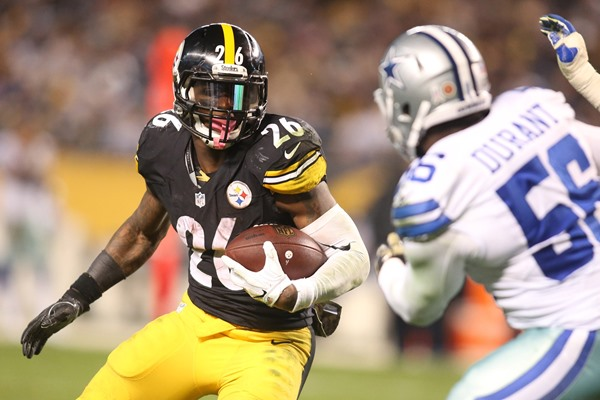 Fantasy Football Week 11: Top Touch Distribution, Running Back