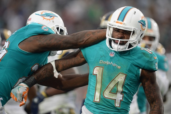 Fantasy Football Week 14: Top Target Distribution, Wide Receivers