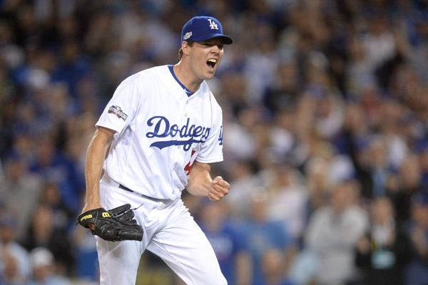 Fantasy Impact of the Dodgers Re-signing Rich Hill