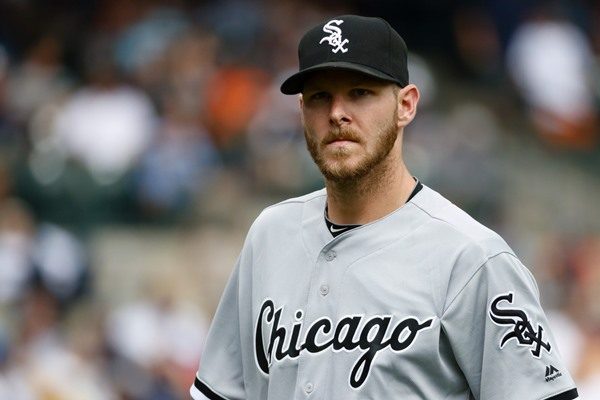 Fantasy Impact of Red Sox Acquiring Chris Sale