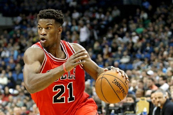 Jimmy Butler Officially Ruled Out for Thursday