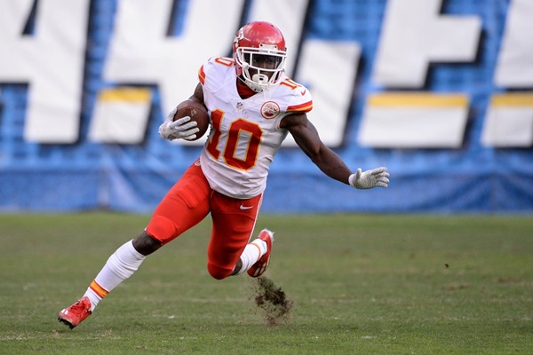 FanDuel Divisional Round Recommendations: Value at Wide Receiver