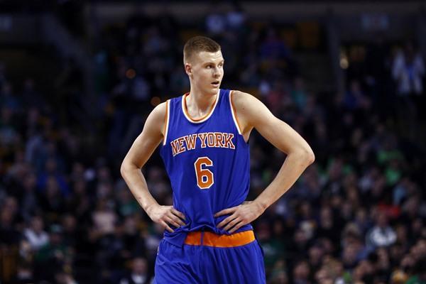 Knicks F Kristaps Porzingis Will Not Play Thursday Against the Bulls