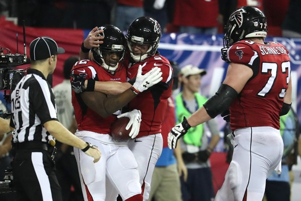Matt Ryan, Falcons Dominate Seahawks to Advance to NFC Championship game