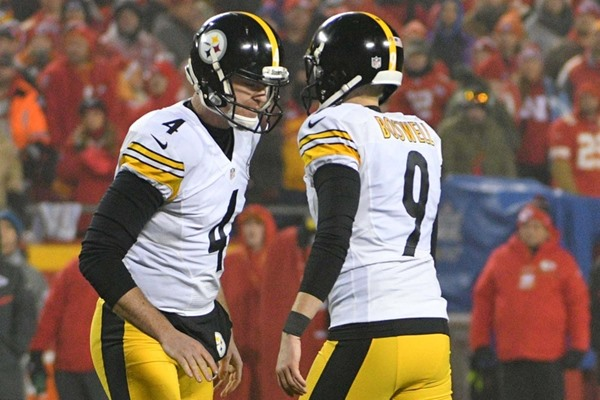 Steelers Ride Six Field Goals to AFC Championship Game in Win over the Chiefs