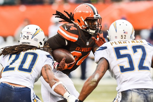 Fantasy Football Free Agency Profile: Isaiah Crowell
