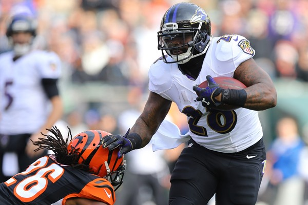 Fantasy Football Free Agency Profile: Terrance West