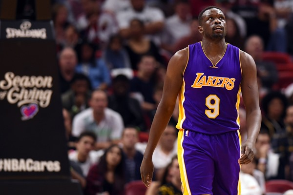 Lakers F Luol Deng (Wrist) Out Indefinitely