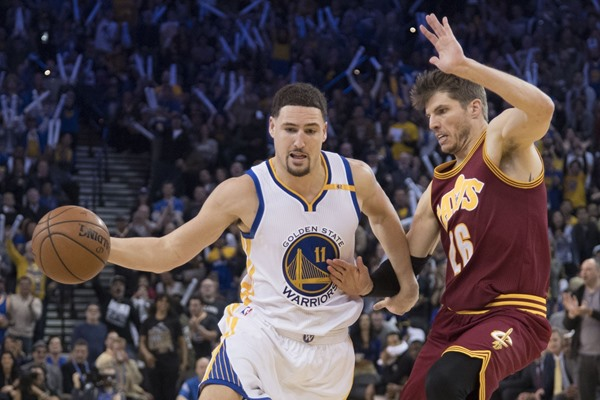 Klay Thompson (Personal) Out Wednesday Against the Thunder
