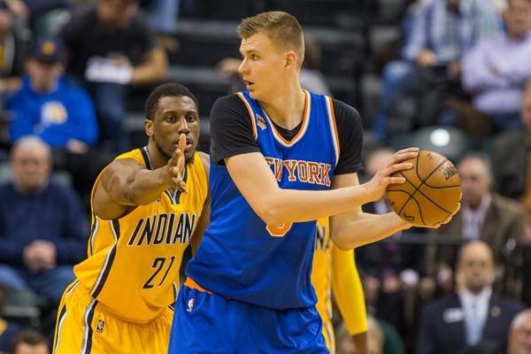 Knicks F Kristaps Porzingis to Play Thursday Against the Wizards