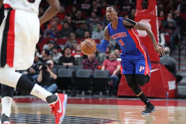 Pistons G Kentavious Caldwell-Pope Set to Play Monday