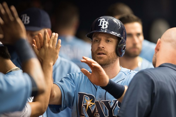 Fantasy Impact: Logan Forsythe Traded to Los Angeles Dodgers