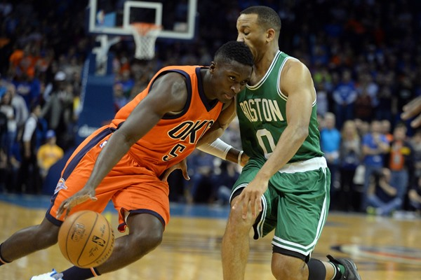 Celtics G Avery Bradley a Week Away from Returning