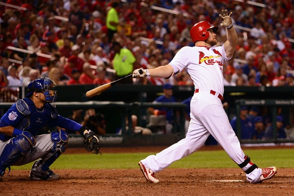 Fantasy Impact: Brandon Moss Signs with Kansas City Royals