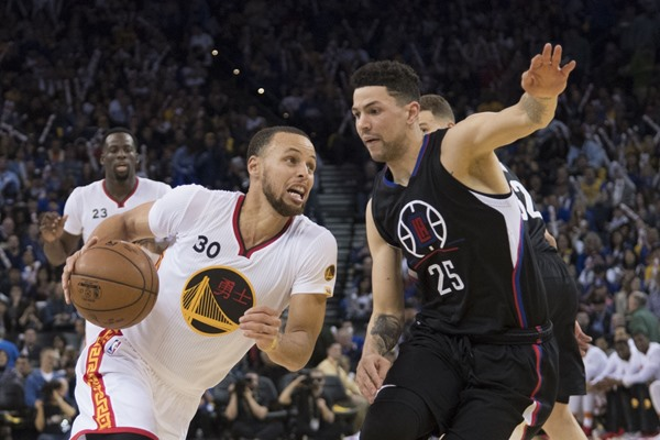 Stephen Curry (Flu) Ruled Out for Sunday's Game