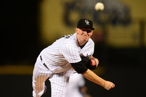 Fantasy Impact of Cubs Acquiring Eddie Butler From the Rockies