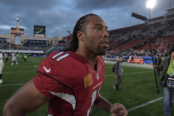 Larry Fitzgerald to Return to the Cardinals in 2017