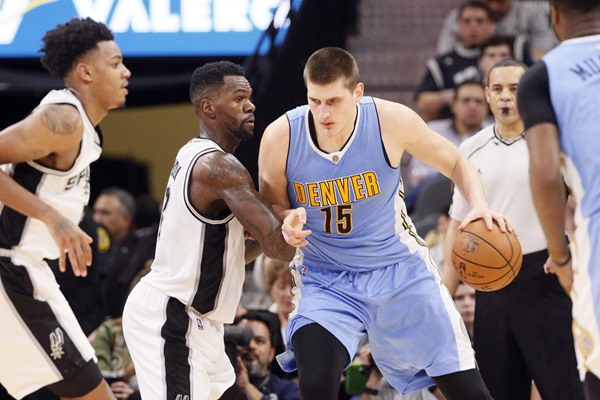 Nikola Jokic Records Triple-Double in Return to Lineup on Friday