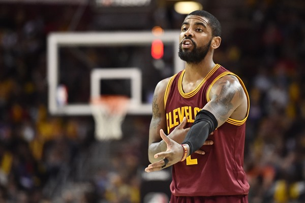 Cavaliers G Kyrie Irving Out Saturday Against the Knicks