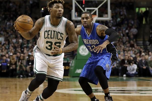 Celtics G Avery Bradley Remans Out Sunday