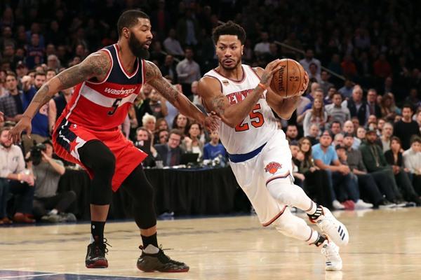 Knicks Confident Derrick Rose Will Play Monday