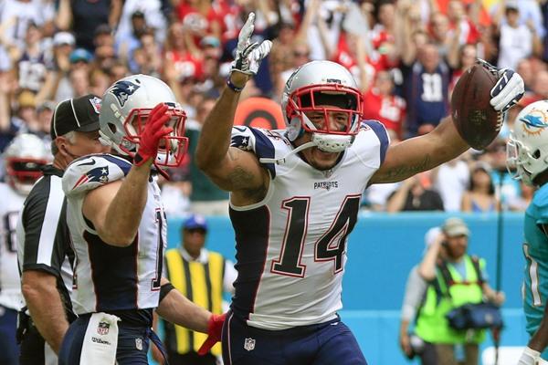 Patriots WR Michael Floyd Inactive for Super Bowl LI