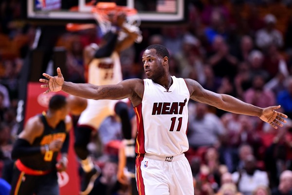 Heat G Dion Waiters Out Wednesday Against the Bucks