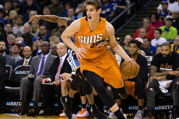 Suns F Dragan Bender's Out After Undergoing Ankle Surgery