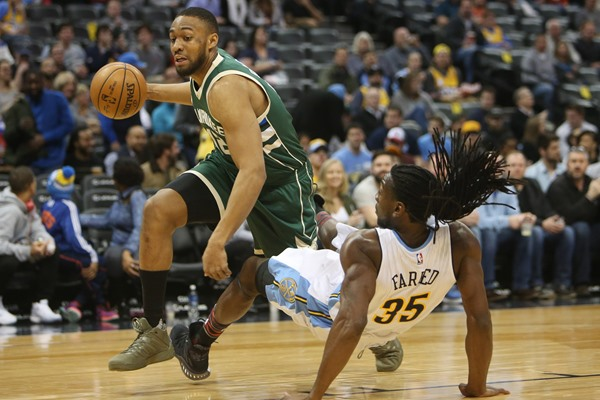 Injury Update: Bucks F Jabari Parker Out for the Season with a Torn ACL