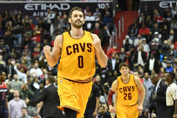 Kevin Love Expected to be Sidelined Six Weeks with Knee Injury