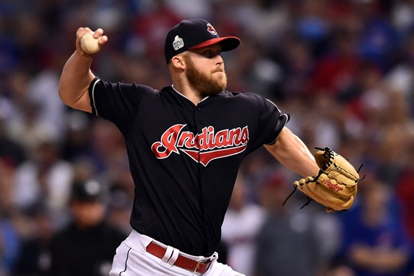Indians Name Cody Allen Closer Over Andrew Miller