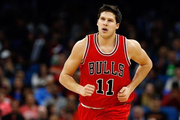 Fantasy Impact of Thunder Acquiring Doug McDermott from the Bulls