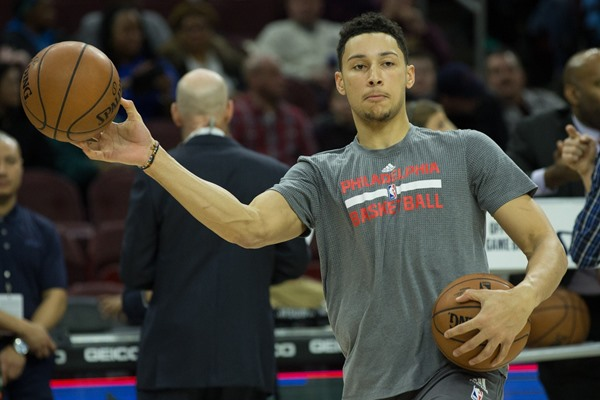 Ben Simmons (Foot) Ruled Out for Season