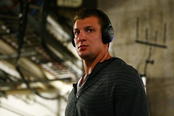 "Patriots TE Rob Gronkowski ""For Sure"" Will Play in Week 1"