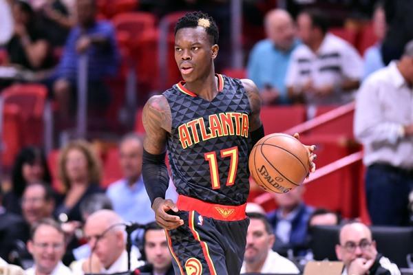 Atlanta Hawks Suspend PG Dennis Schroder