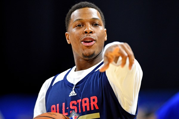 Toronto Raptors PG Kyle Lowry (Wrist) OUT for Friday's Game