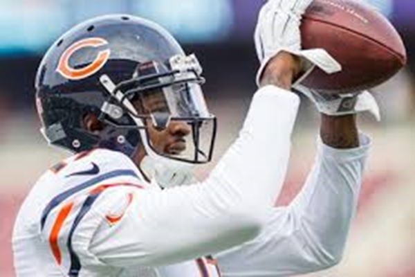 Bears WR Alshon Jeffery to Hit Free Agency