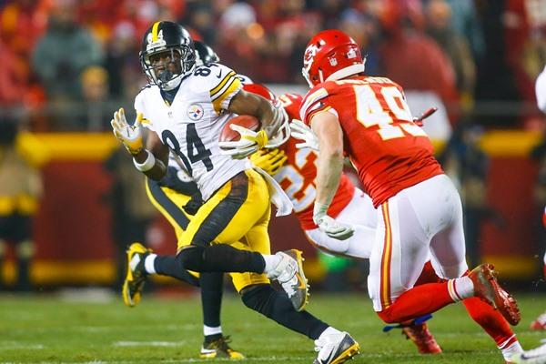 Fantasy Slant: Steelers Make Antonio Brown Highest Paid Wide Receiver